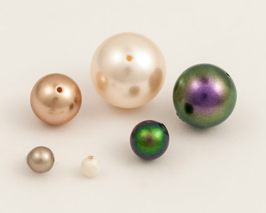 swarovski cream eureka pcs round mm beads crystal crea pearls