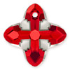 Swarovski Crystal Cross Tribe Pendants 6868