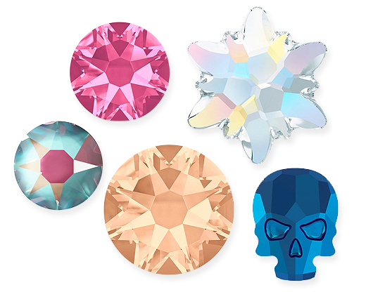 Shop for Swarovski Crystal Flat Backs