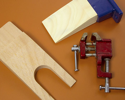 Bench Pins, Clamps & Vises
