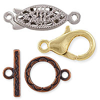 Base Metal Clasps
