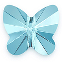 Swarovski Crystal Butterfly Beads 5754