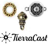 TierraCast Pewter Findings