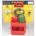 Complete Small Torch Caddy Kit Oxygen and Propane