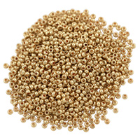 Preciosa Czech Seed Beads 11/0 Gold (10 Grams)