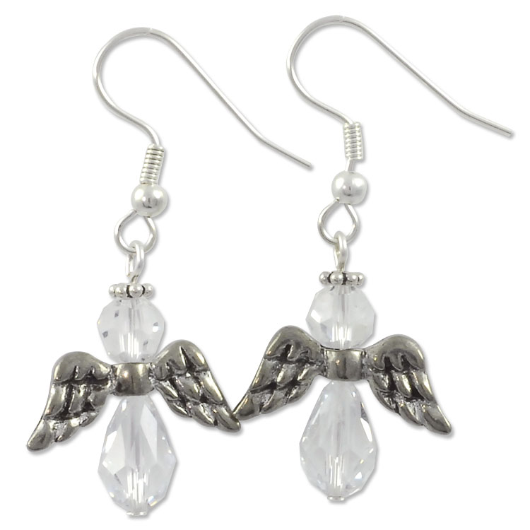 a2fd1cc26 Guardian Angels Earring Project | How to Make Jewelry