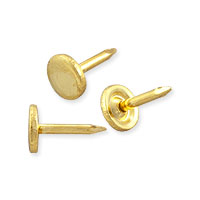 Scatter Pin 9x5mm Gold Plated (10-Pcs)