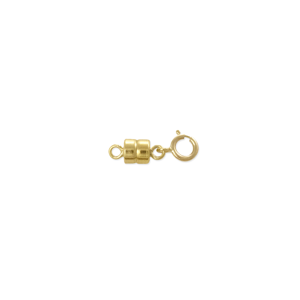 Magnetic Clasp 10x4mm 14k Gold jewelry making clasps Free Shipping