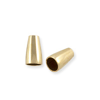 Cone End Cap 6x3.5mm Gold Filled (1-Pc)