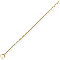 Eye Pin 2 Inch 22ga Gold Filled (1-Pc)