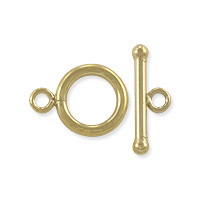 Toggle Clasp 9x14mm Gold Filled (Set)