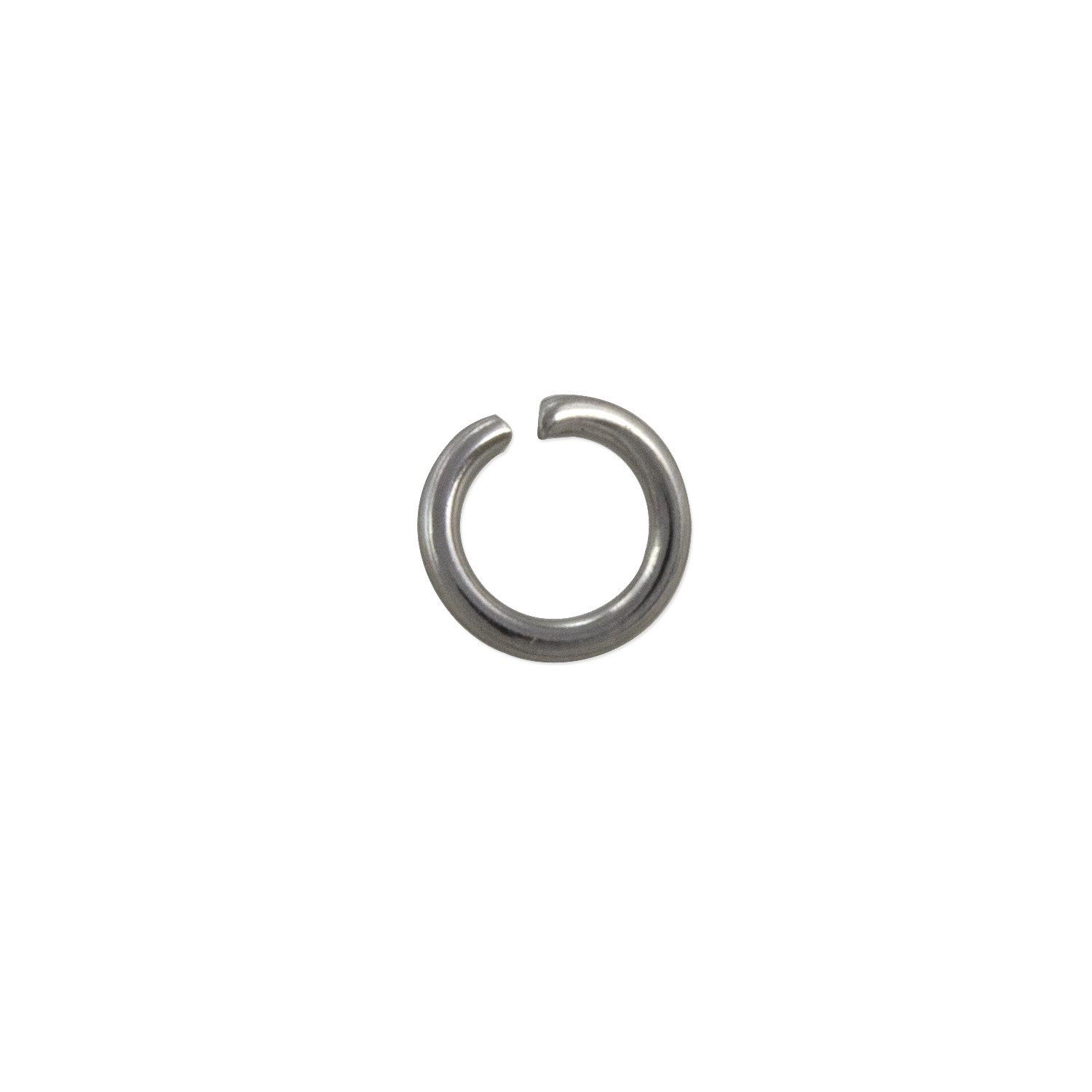 4mm 20pcs 22 Gauge Gold Plated Stainless Steel Jump Rings Jewelry Findings Open