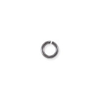 Open Jump Ring 3.5mm Surgical Stainless Steel (100-Pcs)