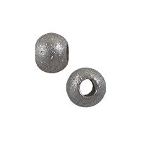 Stardust Beads 4mm Surgical Stainless Steel (10-Pcs)