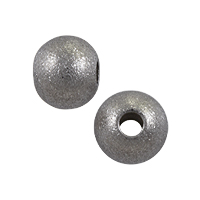 Stardust Beads 8mm Surgical Stainless Steel (10-Pcs)