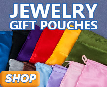 Find the perfect pouch for your gift giving at JewelrySupply.com