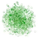 Seed Bead Inside Color 6/0 Lime Green (Ounce)