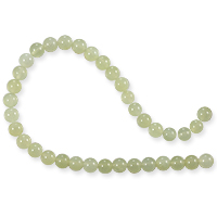 New Jade Round Beads 6mm (15