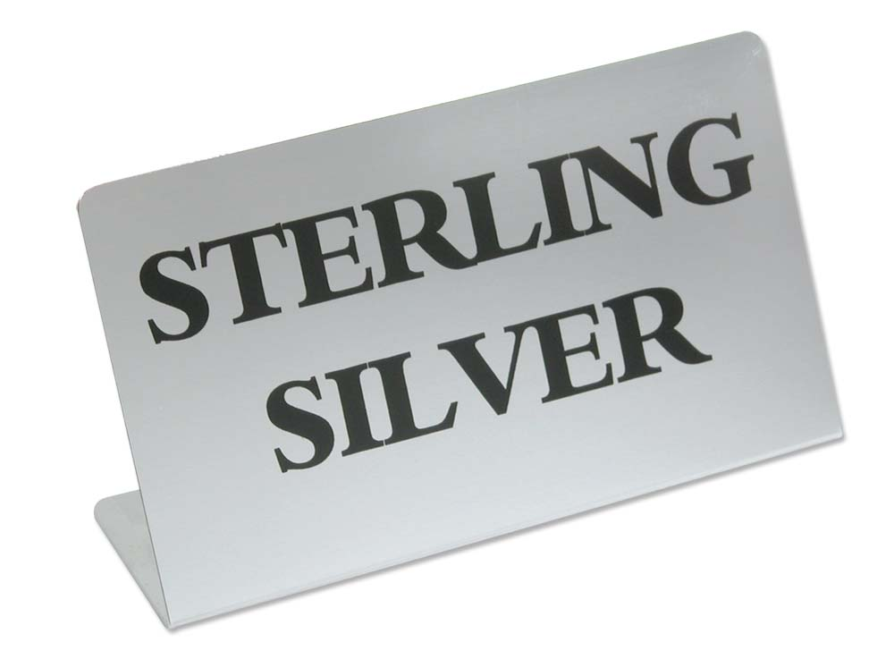 sign for silver