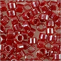 Miyuki Delica Seed Bead 11/0 Berry Luster Opaque (3 Gram Tube)