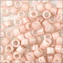 Miyuki Delica Seed Bead 11/0 Opaque Palest Pink (3 Gram Tube)