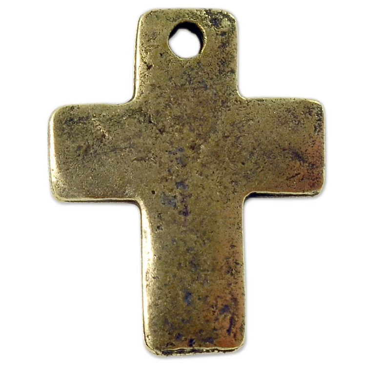18x15mm antique brass plated pewter cross pendant jewelry pendants 18x15mm antique brass plated pewter cross pendant aloadofball Image collections