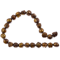 Freshwater Potato Pearl Bumpy Nuggets Rustic Bronze 6-7mm (16