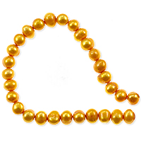 10 Strands of Freshwater Potato Pearl Maize 6-7mm (16