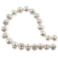 Freshwater Potato Pearl White 7.5-8.5mm (16