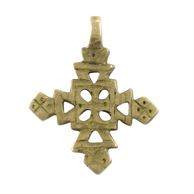 Ethiopian Cross African pendant Cross pendant Coptic Cross pendant Ethiopian Coptic Cross silver pendant