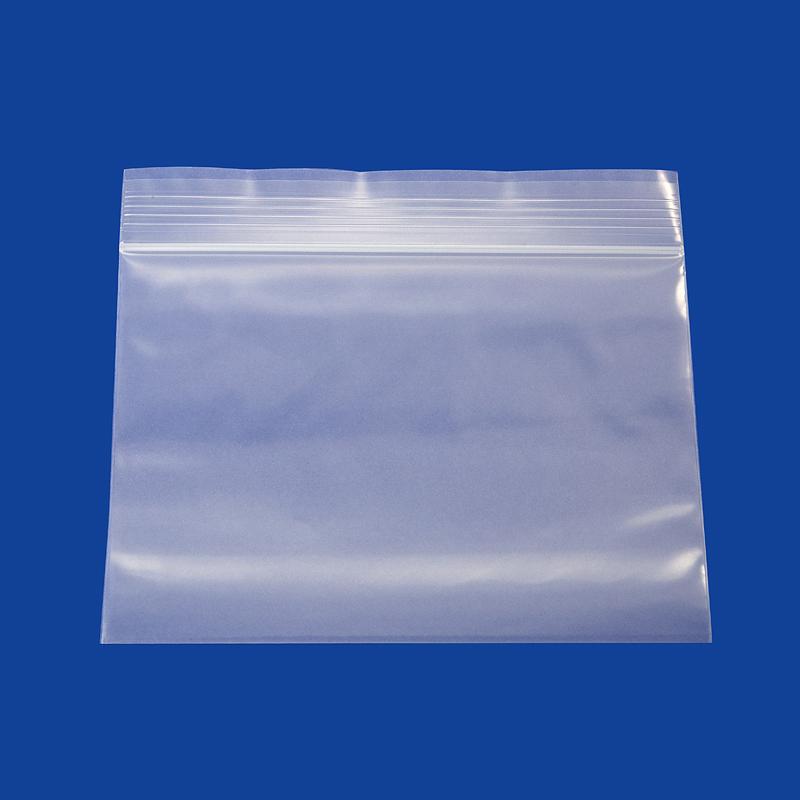 Zip Top 4mil Poly Bags 6x4 100 Pcs