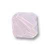 Swarovski 5301 4mm Rose Water Opal Bicone Bead (10-Pcs)