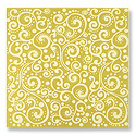 Lillypilly Aluminum Sheet Paisley 3