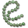 African Turquoise Beads 8mm (15