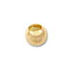 2mm Gold Color Round Crimp Bead (100-Pcs)