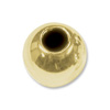 Gold Filled Round Bead Seamless 5mm (2-Pcs)