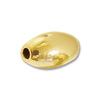 Bead Oval 6x4mm Gold Filled (1-Pc)