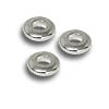 Spacer 3.7x1mm Silver Plated (10-Pcs)