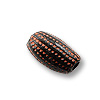 Terra Cotta Bead 8x14mm Oval (10-Pcs)