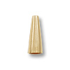 Gold Filled Cone Bead 7x3mm (1-Pc)