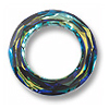 Swarovski Fancy Stone 4139 20mm Crystal Bermuda Blue (1-Pc)