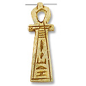 Egyptian Ankh Pendant 89mm