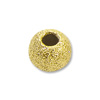 Bead Stardust 3mm Gold Filled (1-Pc)