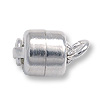 Magnetic Clasp 5mm Sterling Silver (1-Pc)