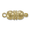Magnetic Clasp 17x6mm Gold Plated (1-Pc)