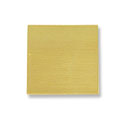 Brass Square 24 Gauge Blank 3/4