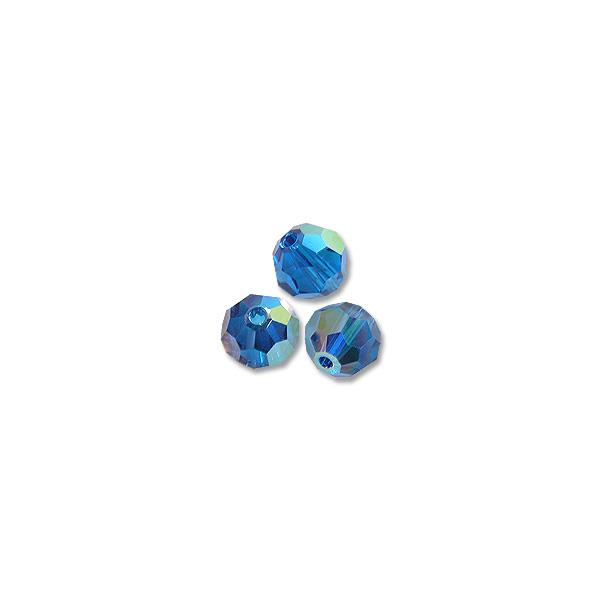 72dd98f9e 50% Sale on Swarovksi Crystal Elements - Swarovski Crystals   Swarovski  Round Crystal Beads 5000 4mm Capri Blue AB for Beading and Jewelry Making
