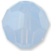 Swarovski Round Crystal Bead 5000 10mm Air Blue Opal (1-Pc)