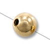 Gold Filled Round Smart Bead 6mm (1-Pc)