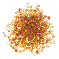 Seed Bead Inside Color 6/0 Brown (Ounce)